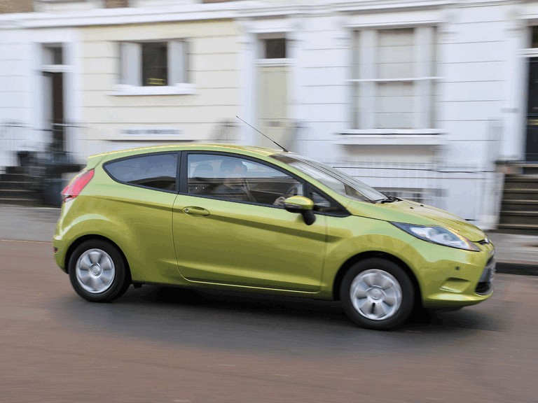 2008 Ford Fiesta ECOnetic 253139