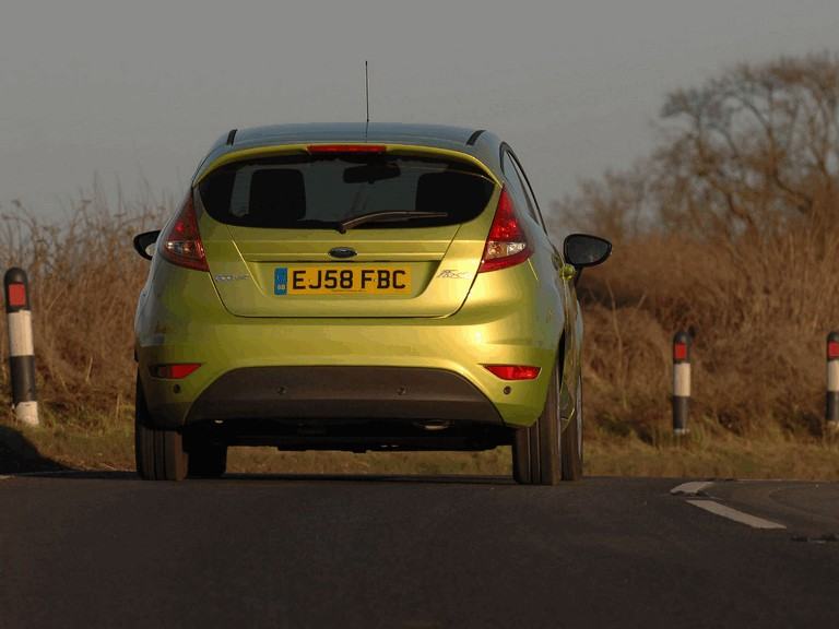 2008 Ford Fiesta ECOnetic 253140