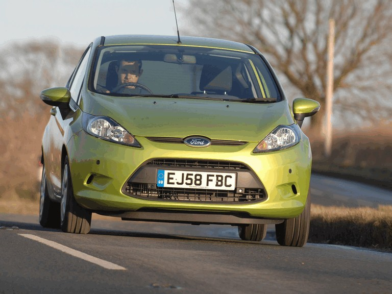 2008 Ford Fiesta ECOnetic 253141