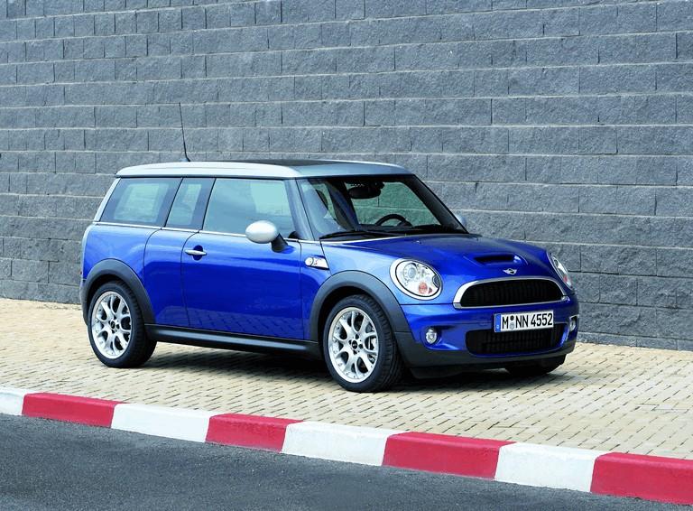 2007 Mini Cooper S Clubman 253338