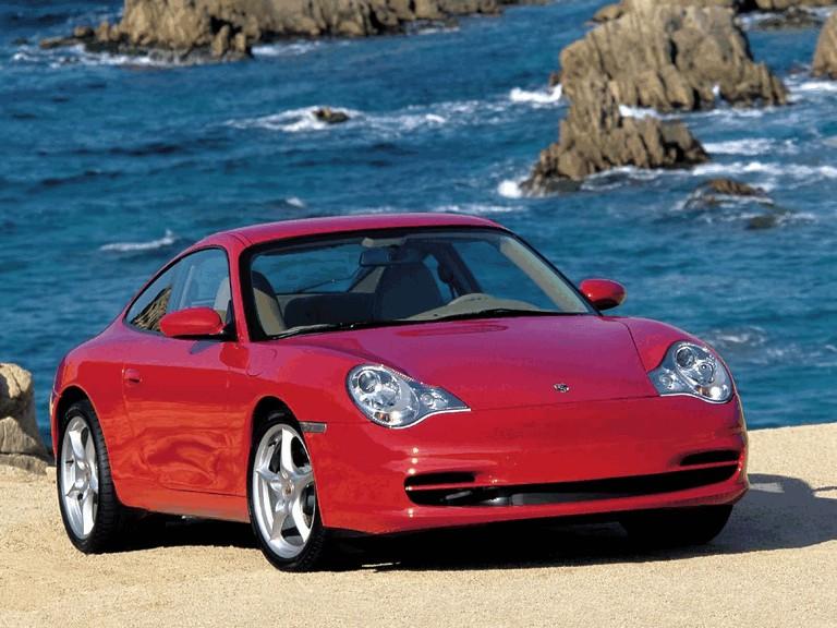 2002 Porsche 911 Carrera 198732