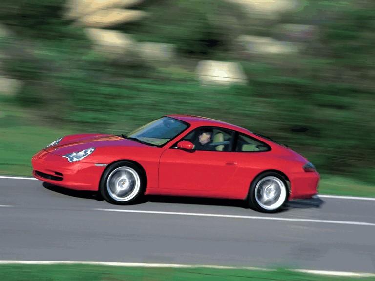 2002 Porsche 911 Carrera 198736