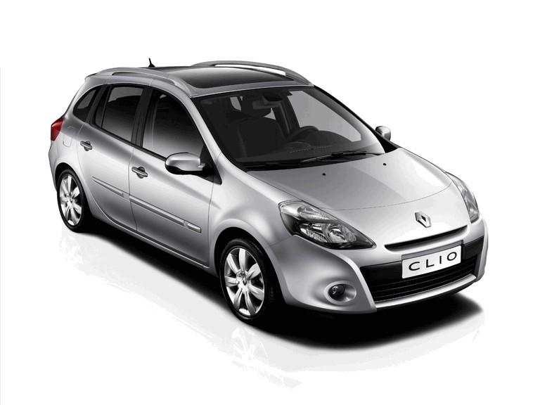 2009 Renault Clio Estate 253718