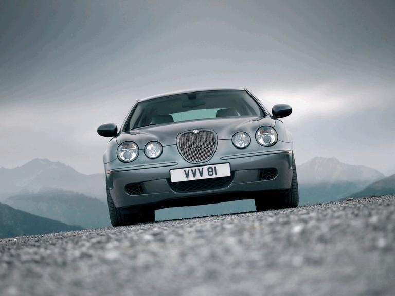 2004 Jaguar S-Type R 253845
