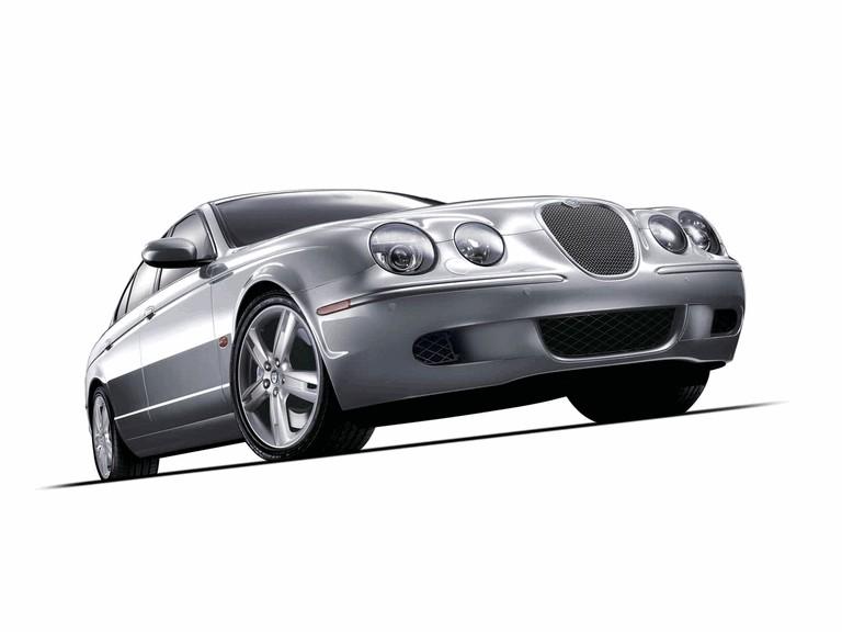 2004 Jaguar S-Type R 253847