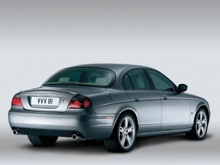 2004 Jaguar S-Type R 253850