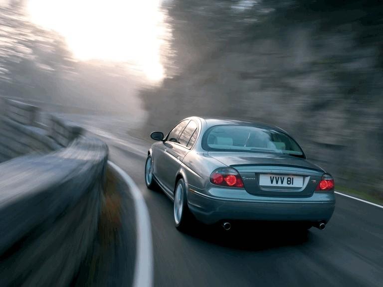 2004 Jaguar S-Type R 253860