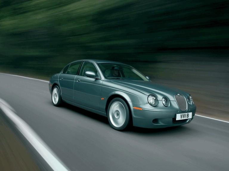 2004 Jaguar S-Type R 253861