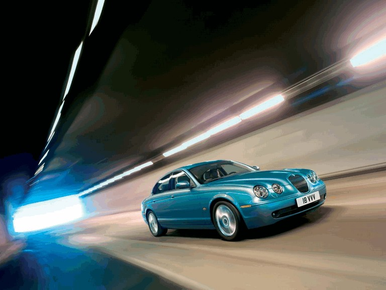 2004 Jaguar S-Type R 253862