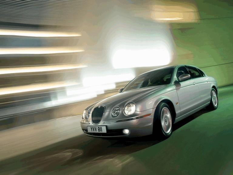 2004 Jaguar S-Type R 253863