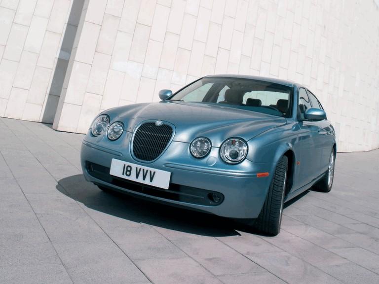 2004 Jaguar S-Type R 253865