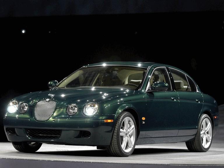 2004 Jaguar S-Type R 253870