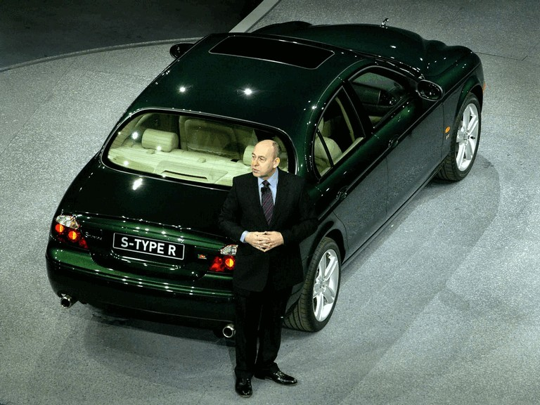 2004 Jaguar S-Type R 253871