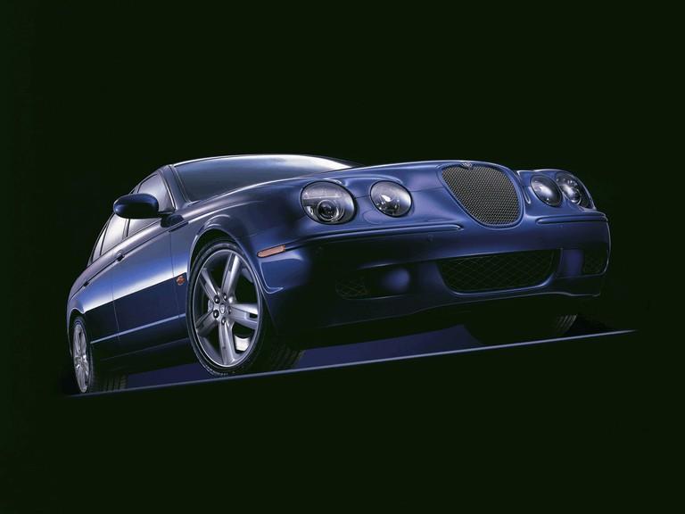 2004 Jaguar S-Type R 253872