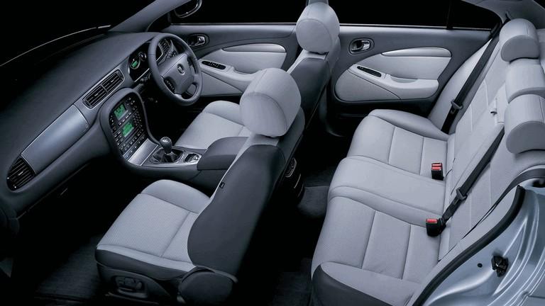 2004 Jaguar S-Type R 253879