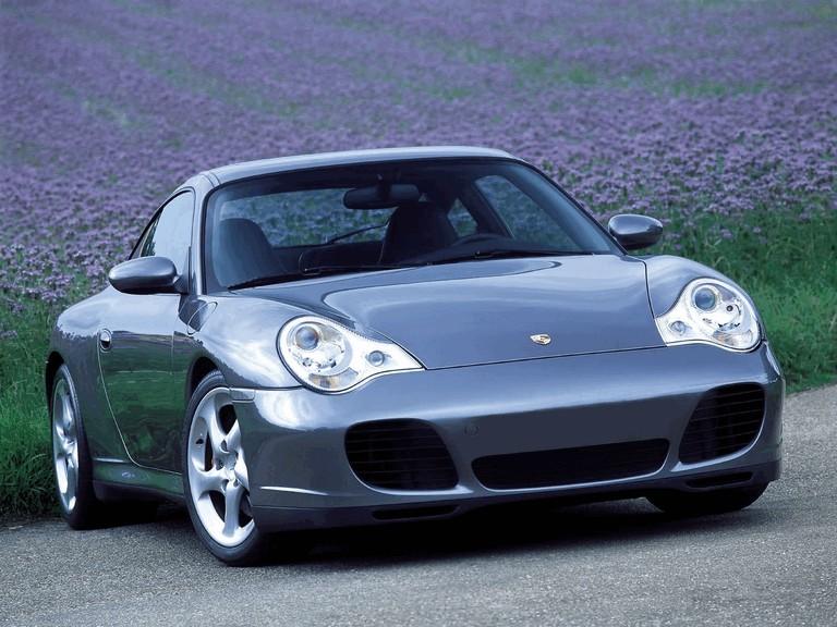 2002 Porsche 911 Carrera 4S 198749