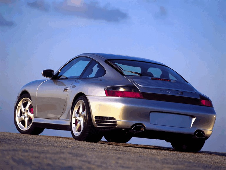2002 Porsche 911 Carrera 4S 198763