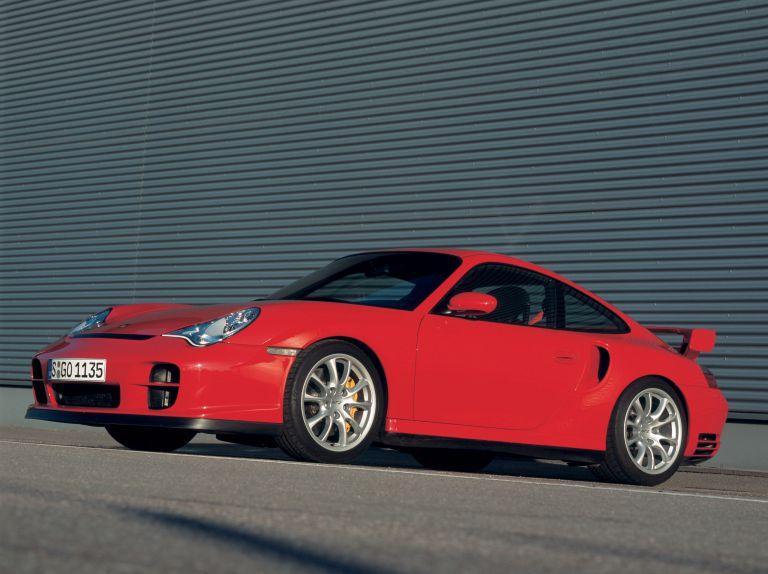 2002 Porsche 911 ( 996 ) GT2 528930