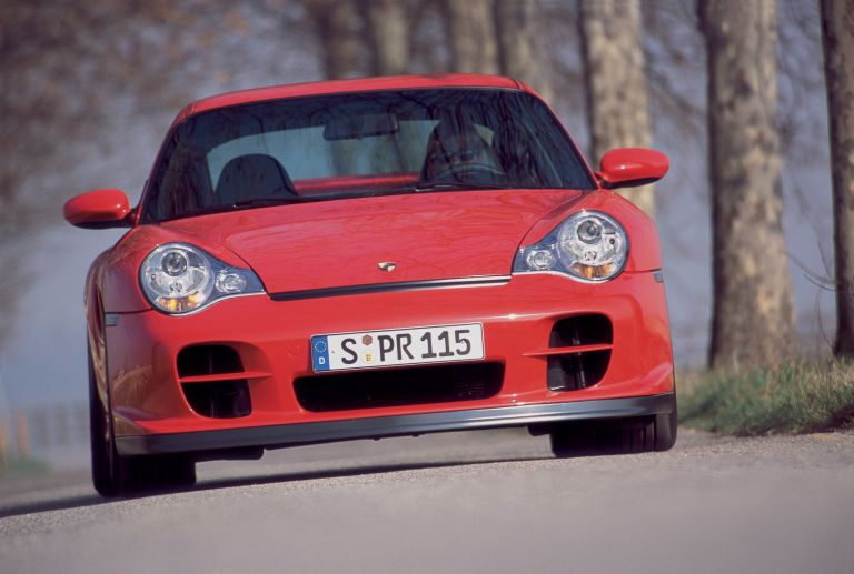 2002 Porsche 911 ( 996 ) GT2 528932