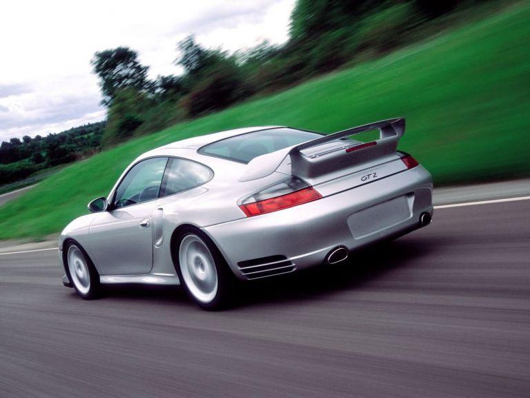 2002 Porsche 911 ( 996 ) GT2 528938