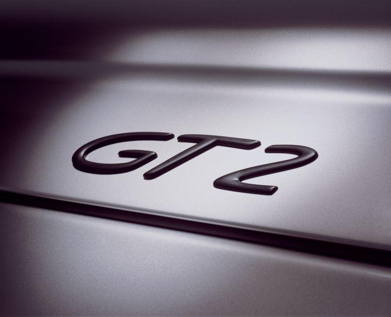 2002 Porsche 911 ( 996 ) GT2 528947