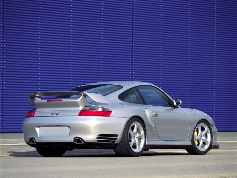 2002 Porsche 911 ( 996 ) GT2 528949