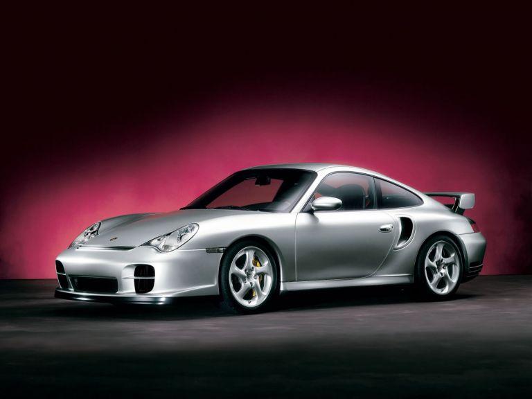 2002 Porsche 911 ( 996 ) GT2 528950