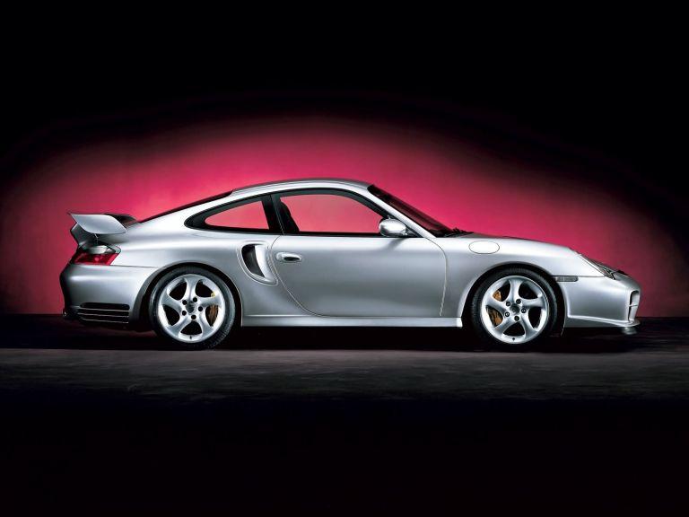2002 Porsche 911 ( 996 ) GT2 528951