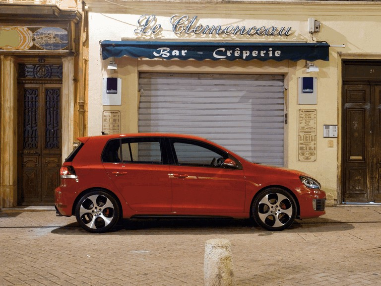 2009 Volkswagen Golf VI GTI 253984