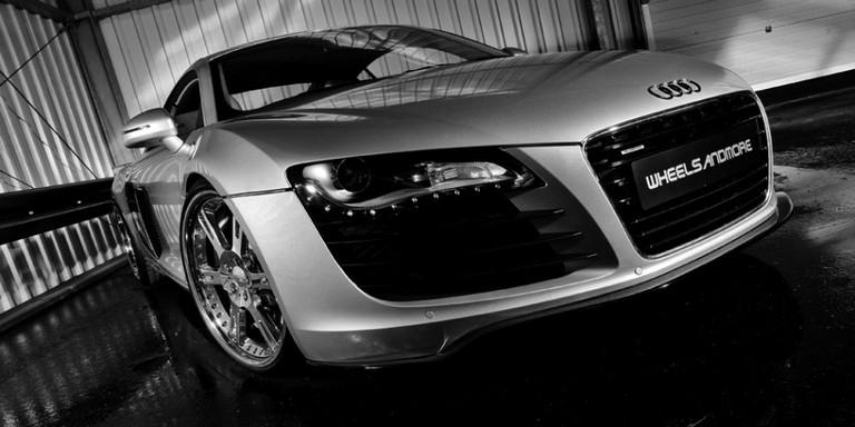 2009 Audi R8 by WheelsAndMore 253998