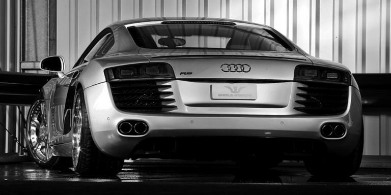 2009 Audi R8 by WheelsAndMore 254000