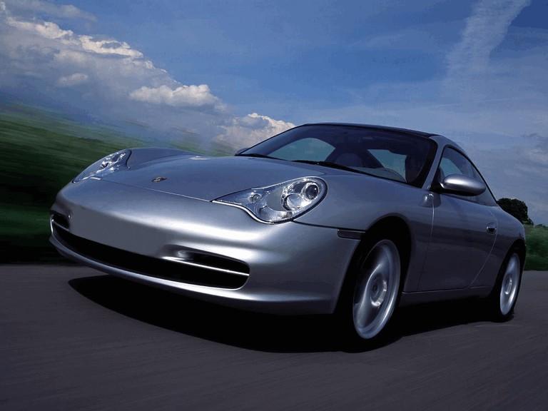 2002 Porsche 911 Targa 198797