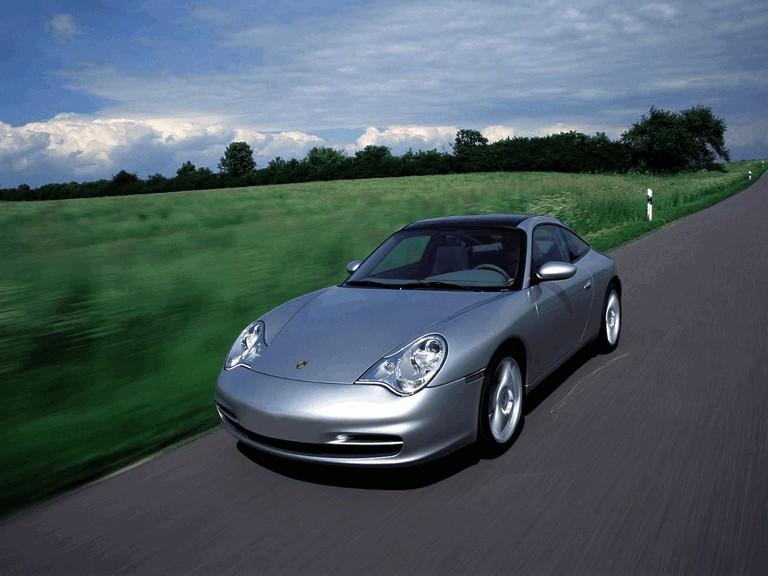 2002 Porsche 911 Targa 198798