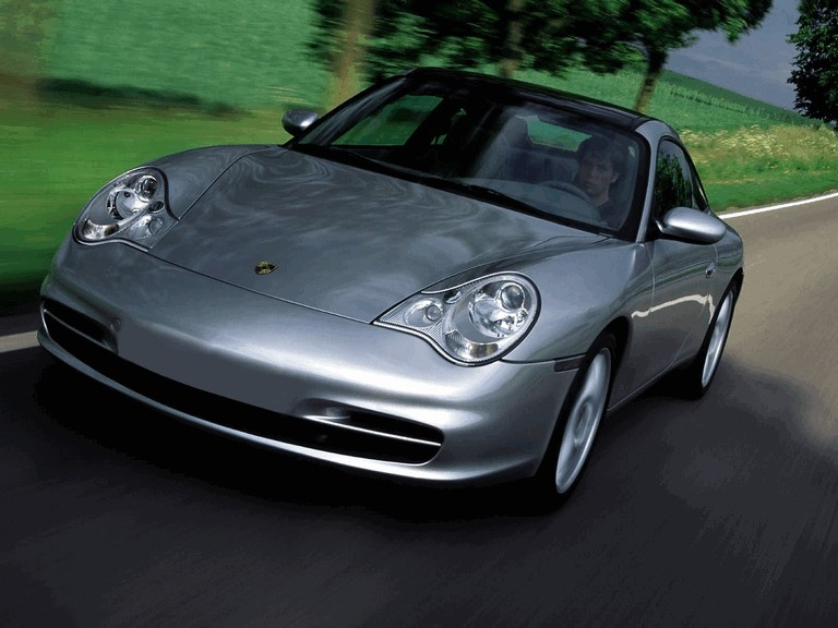 2002 Porsche 911 Targa 198799