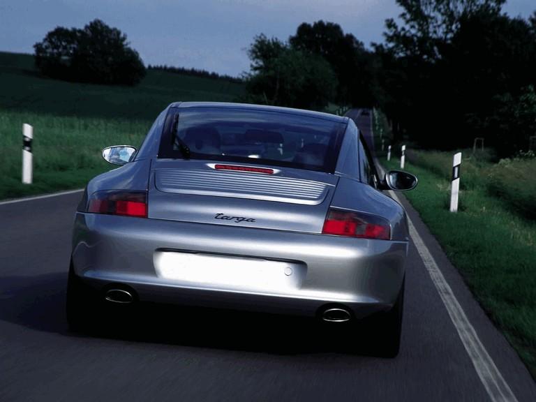 2002 Porsche 911 Targa 198800
