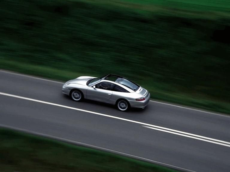 2002 Porsche 911 Targa 198801