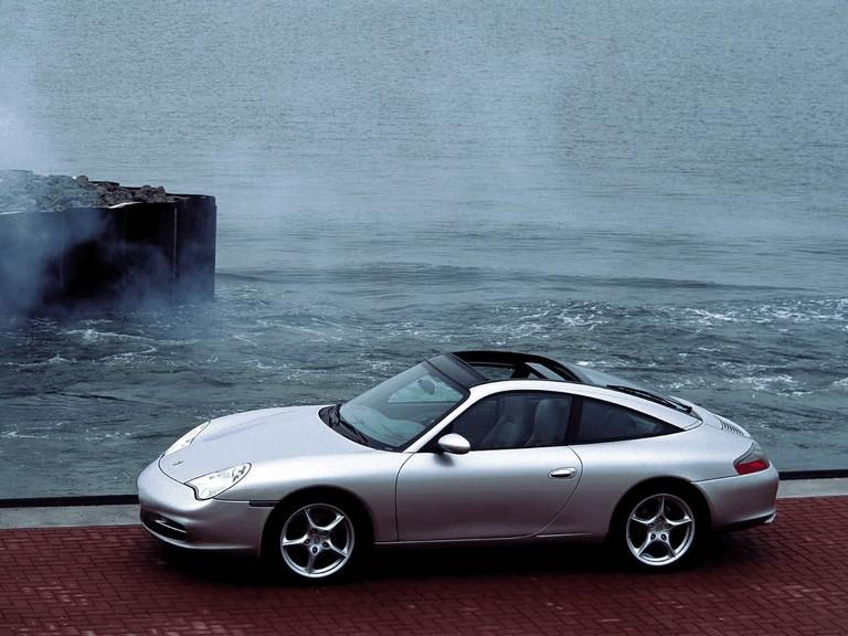 2002 Porsche 911 Targa 198803