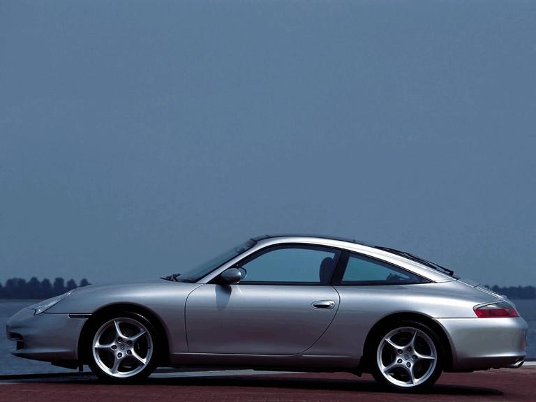 2002 Porsche 911 Targa 198804