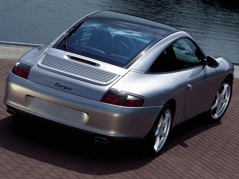 2002 Porsche 911 Targa 198809