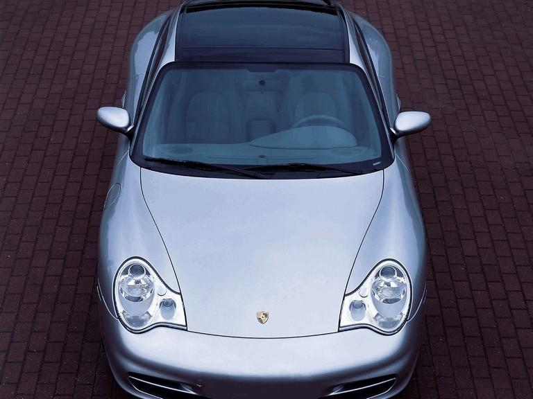 2002 Porsche 911 Targa 198810
