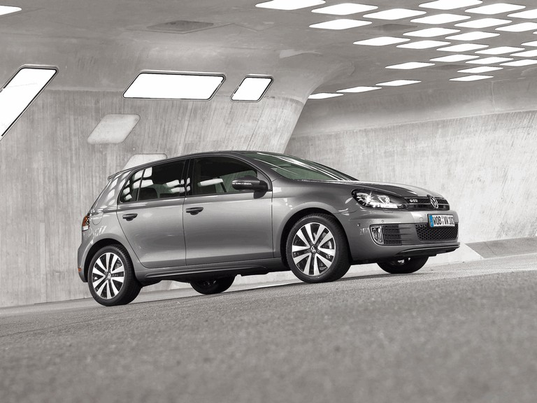 2009 Volkswagen Golf VI GTD 5-door 254317