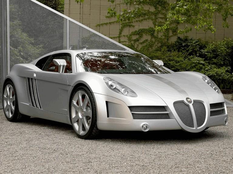 2003 Jaguar Fuore FX10 concept 254325
