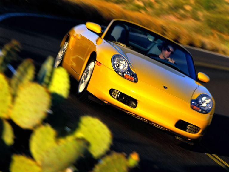 2002 Porsche Boxster 529827