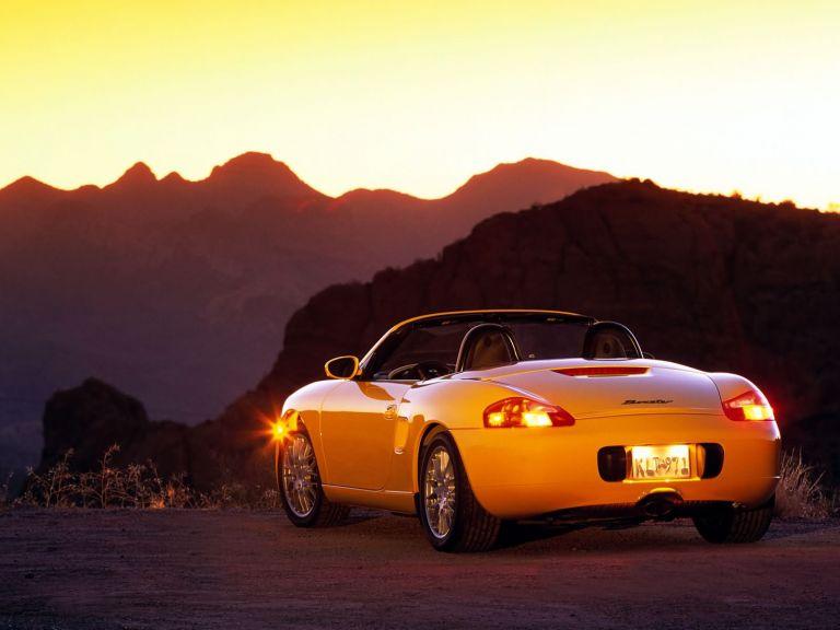 2002 Porsche Boxster 529828