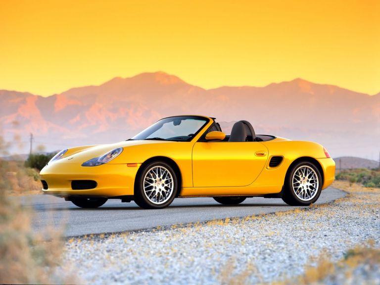 2002 Porsche Boxster 529829