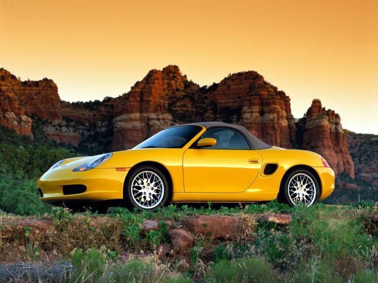 2002 Porsche Boxster 529832