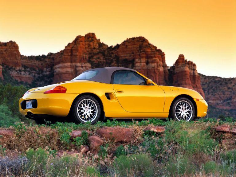 2002 Porsche Boxster 529834