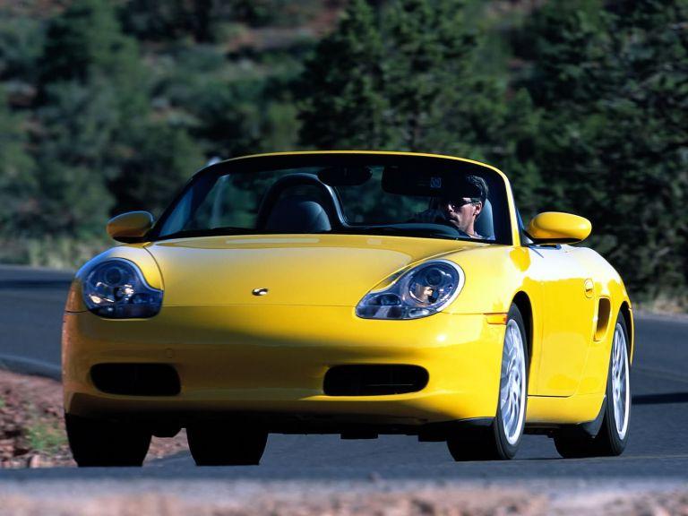 2002 Porsche Boxster 529837