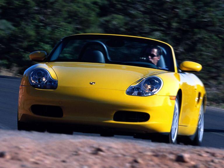 2002 Porsche Boxster 529839