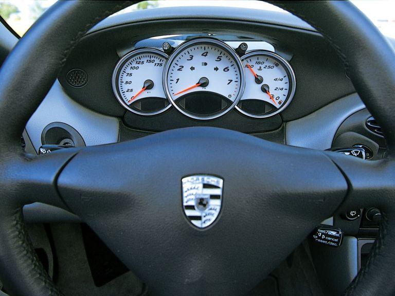 2002 Porsche Boxster 529844